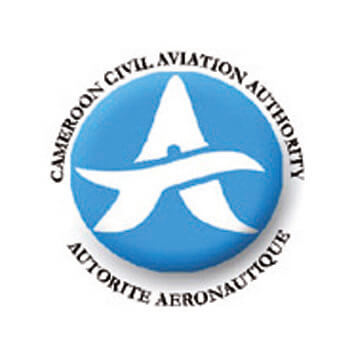 Logo Cameroon Civil Aviation Authority