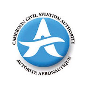 Logo Cameroon Civil Aviation Authority