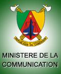 Logo Ministère de la Communication