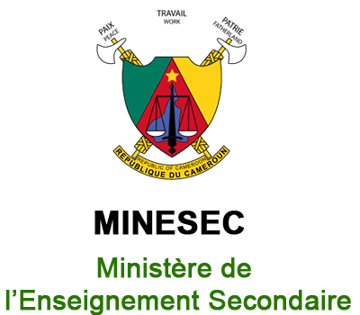 Logo Ministère de l'Enseignement Secondaire